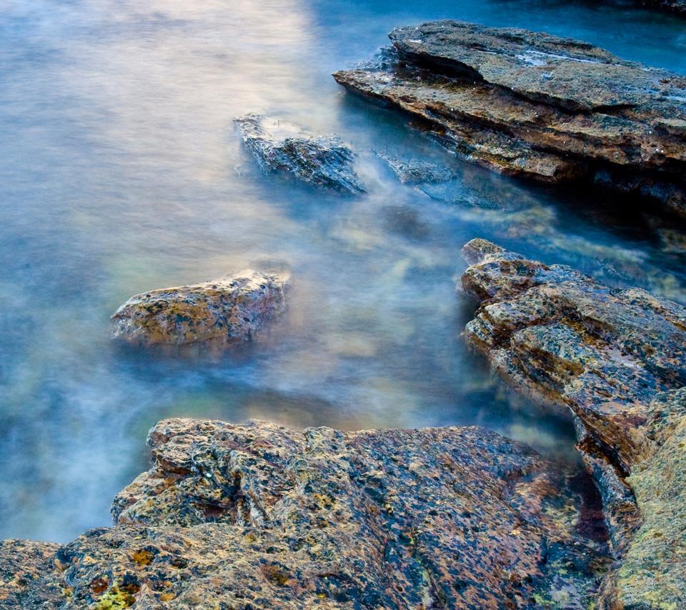 Rocky Headland, Elgin, Isle of Skye, Scotland, UK